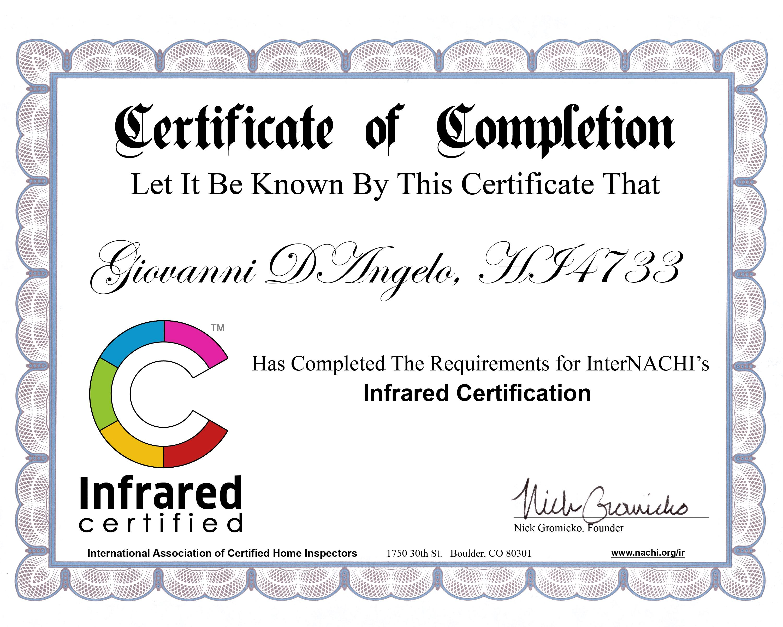Infrared gdangelo_certificate (1)